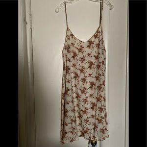Cute summer dress spaghetti straps